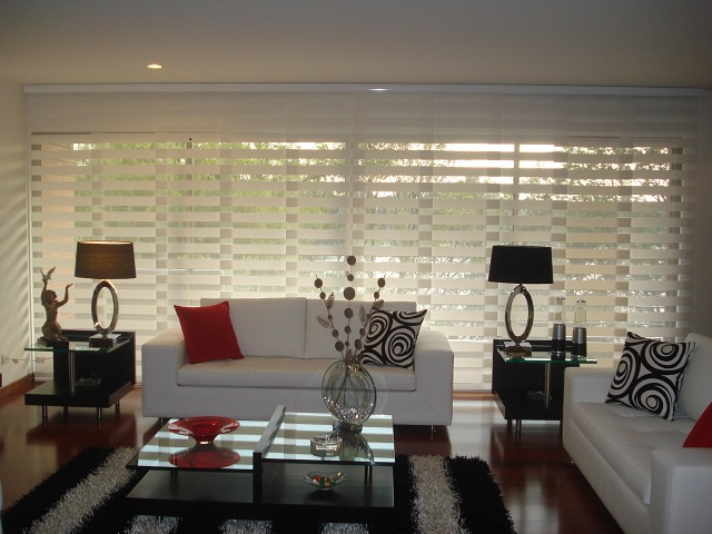 Barrio cedritos bogot colombia cj decoraciones dise o - Tendencias cortinas 2017 ...